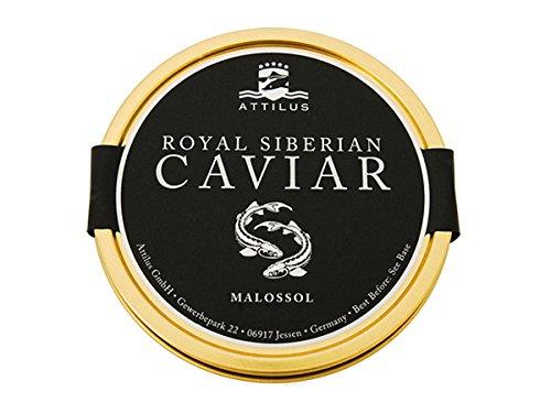 Attilus Caviar Royal Siberian Caviar (50g)