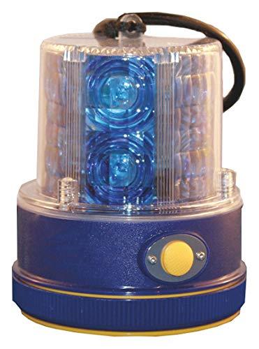 Revolving Safety/Warning Light, Blue