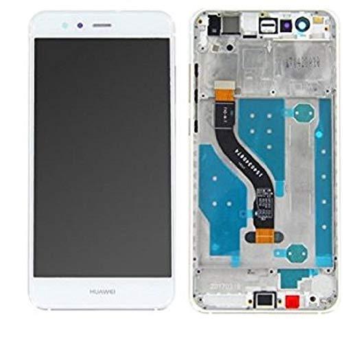 SPES LCD-display voor Huawei Ascend P10 Lite touchscreen glas scherm frame wit / gereedschapsset