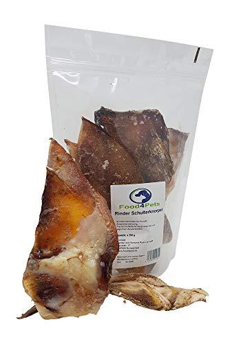 Food4Pets Rinder Schulterknorpel 250g - Hundeleckerli für große Hunde