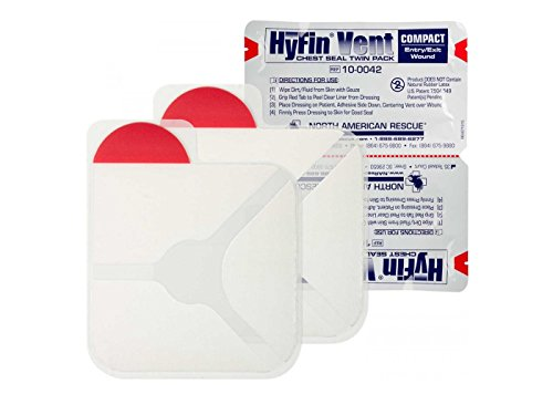 NAR Hyfin Vent Compact - Two Pack