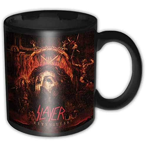 Slayer KAFFEETASSE Tasse Boxed Mug Repentless