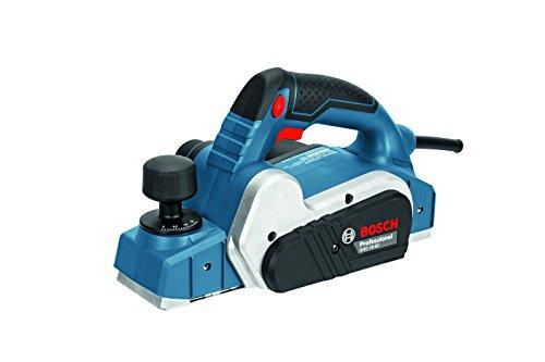 Bosch Professional 06015A4070 GHO 16-82 D Corded 240 V Planer, Blue, 18.4 cm*37.2 cm*19.2 cm