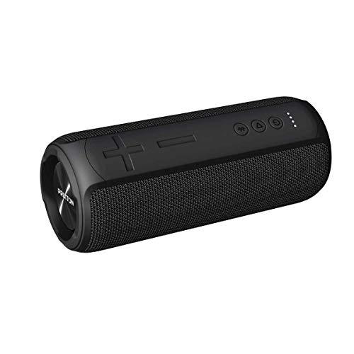 PRIXTON Ohana XL - Altavoz Bluetooth portatil, Bluetooth 5.0, Conexión Bluetooth, AUX IN y Tarjeta TF, Función Manos Libres, Resistente a Salpicaduras de Agua