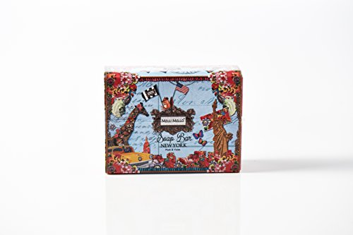 Melli Mello - Soap Bar New York - Seife / Handseife (1x 200g)