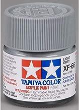 TAMIYA 81766 Acrylic Mini XF66 Light Gray 1/3 oz