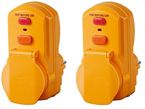 Brennenstuhl 1290660 Netzteil-Schutz 2 Personen BDI 30 IP54 (2)