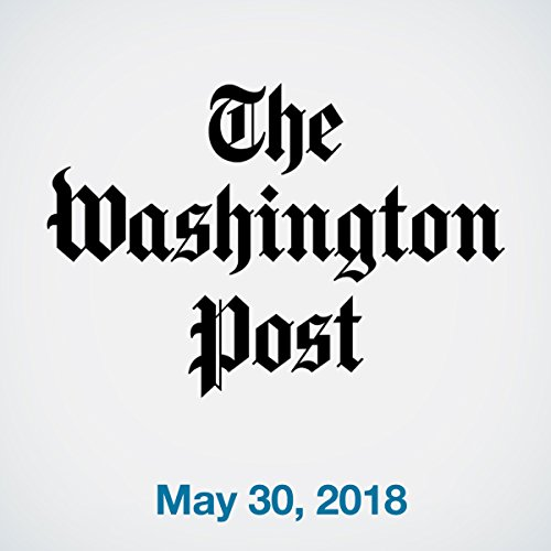 May 30, 2018 copertina