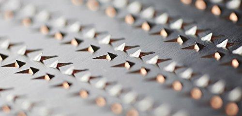 大矢製作所製純銅製おろし金両面4番大根/薬味用