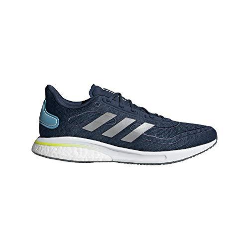 adidas Supernova M, Zapatillas de Running Hombre, AZMATR/Plamet/AZUBRU, 42 2/3 EU
