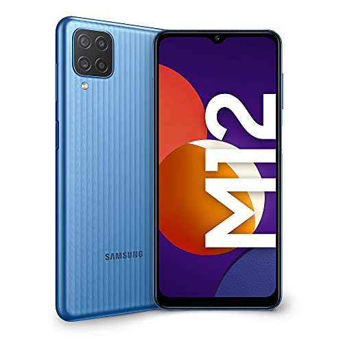 Samsung Galaxy M12 Smartphone Android 11...
