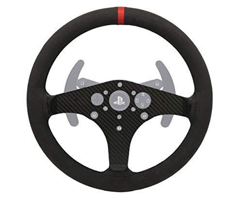 Thrustmaster T300RS T300GT Racing 13inch 33cm steering Wheel MOD DIY(carbon fiber,suede)