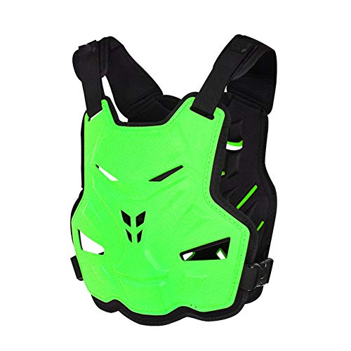 HBLWX Moto Protector Equipo Protector Espina combinaci/ón Deportes Espalda Protector Armadura Carreras Chaleco Patinaje,XL
