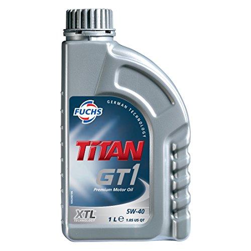 [?4,98/1L] 4L FUCHS MOTORÖL TITAN GT1 5W40