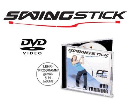 Swingstick DVD Fitness Übungen Englisch