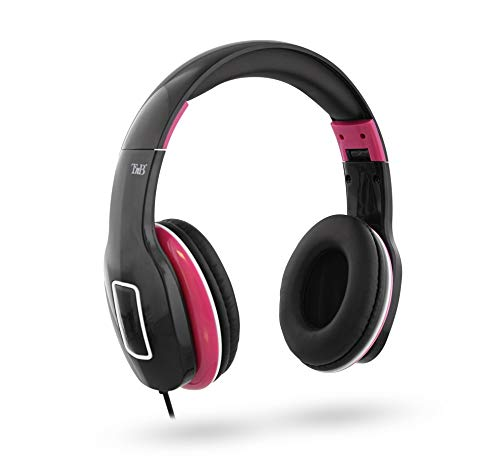 T'nB Onair stereo koptelefoon, roze