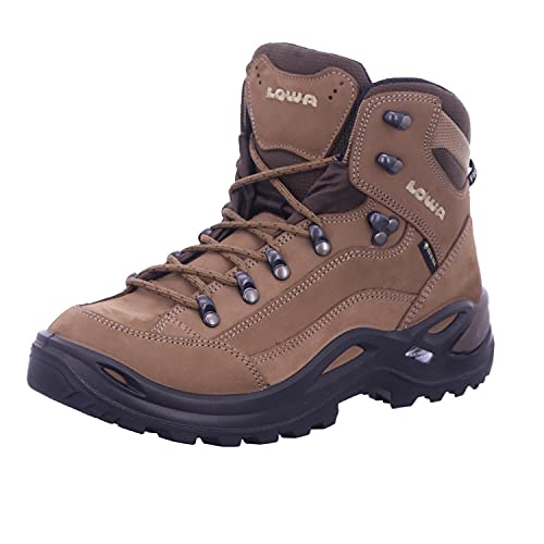 Lowa Women's Renegade GTX Mid Ws Low Rise Hiking Boots, Brown (Taupe 0436), 6 UK