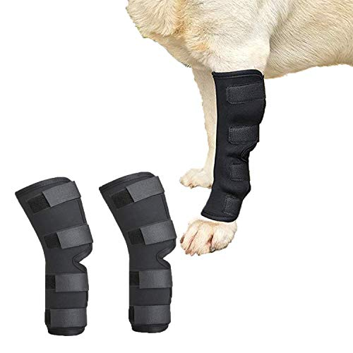 N/W Dog Knee Brace, Rubber Hip Brace for Small and...