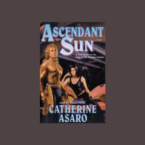 Ascendant Sun audiobook cover art