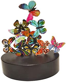 N/H Butterfly Magnetic Desktop Stress Relief Office Gift Magnetic Sculpture Decor Fidget Toy for Anxiety, Autism, Boredom,...
