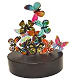 N/H Butterfly Magnetic Desktop Stress Relief Office Gift Magnetic Sculpture Decor Fidget Toy for Anxiety, Autism, Boredom,Intelligence Development
