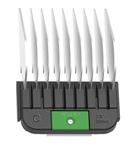 Wahl Professional Animal Stainless Steel Attachment Guide Comb for...
