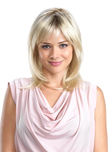 """Tony of Beverly Womens Synthetic Wig""""Hunter""""-Rooted Malibu: 8 root w/Malibu Blonde ends"""