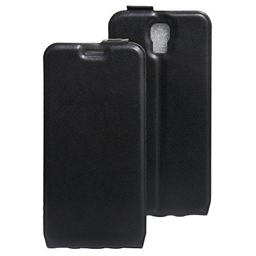 Litao-Case CN Hülle für UMI Rome X hülle Flip Leder + TPU Silikon Fixierh Schutzhülle Case 6