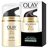 Olay Total Effects 7 in One Anti-Ageing Moisturiser Fragrance-Free, 50ml