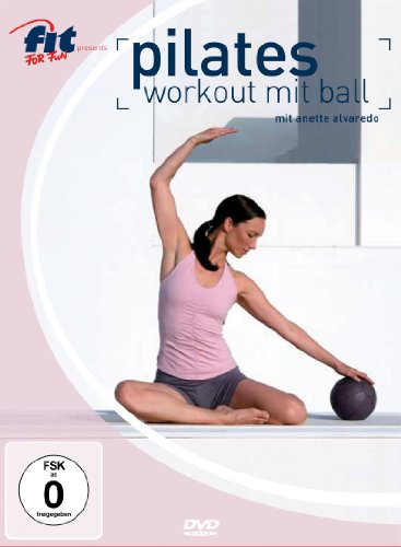 Pilates Workout mit Ball - mit Anette Alvaredo