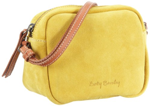 Betty Barclay Damen Alessia Umhängetaschen, Gelb (sun), 15x12x9 cm