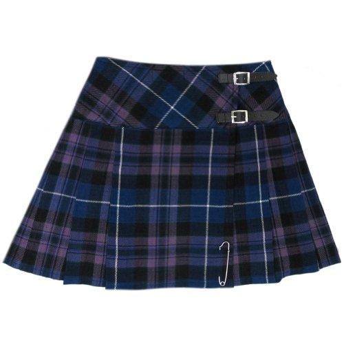 Tartanista - Kilt/Minifalda Escocesa Correas alfiler