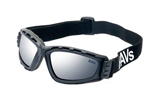 Ravs SPORTBRILLE BERGBRILLE - GLETSCHERBRILLE Mountain Glasses Schutzbrille HELMKOMPATIBEL Sonnenbrille -ANTIFOG Cat.3 !