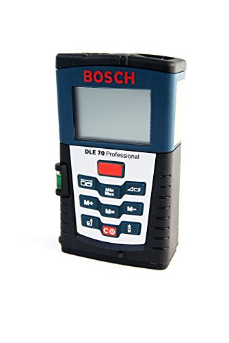 Bosch DLE 70 - Metro (AAA, 1.2 V, 5 h, 59 x 32 x 100 mm, 0.18 kg, -10-50 ° C)