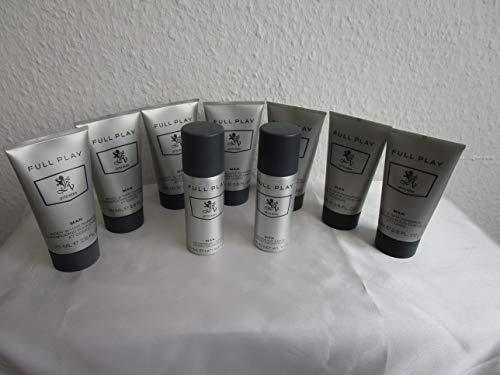 OTTO KERN FULL PLAY MAN + 7 x Shower Gel + 2 x Deodorant