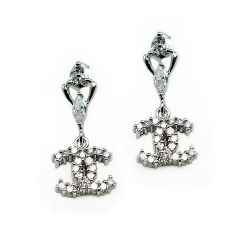 Orecchini Sterling Designer Inspired Silver