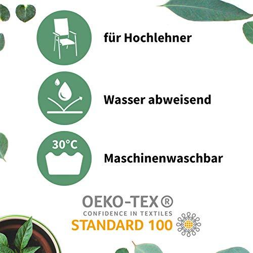 Gartenstuhl-Kissen 4014119049092