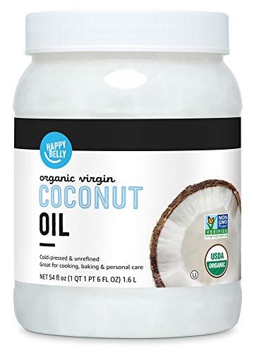 Happy Belly Coconut Oil (108 Servings)