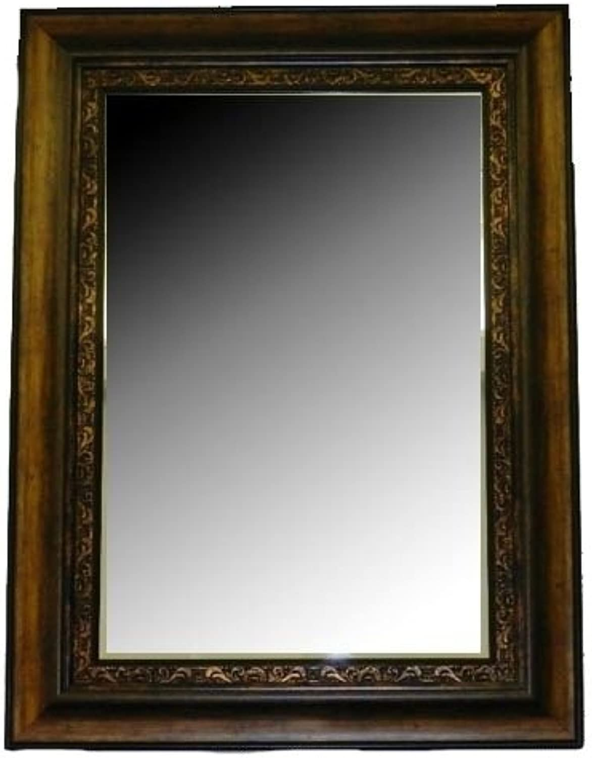 Essential Decor Entrada Collection Mirror, 34.5 by 46 by 0.5-Inch