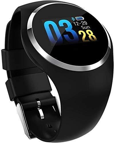 ZHENAO Fitness Tracker Fitness Tracker Ip7 Impermeable, Reloj Inteligente para Niños Monitor de Ritmo Cardíaco Calorie Step Gps Pulsera Deportiva Pulsera Monitor de Sueño para Hombr