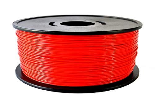 Filamento UV resistente, con ASA, 1,75 mm, 500 g, ral 3020