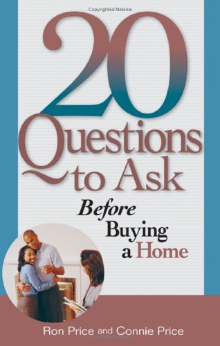 Image Of20 Questions To Ask Before Buying A Home (English Edition)