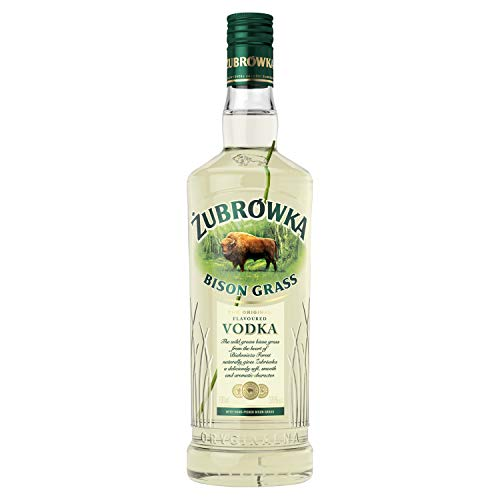 Zubrowka Bison Grass Wodka (1 x 0.7 l)