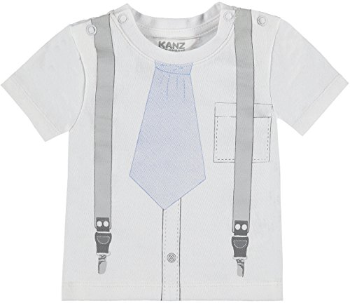 Kanz Baby Jungen T-Shirt Krawatte Hosenträger 1712953 (56)
