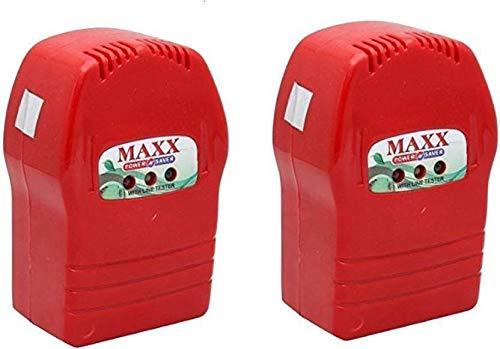 Deals Destination MAXX Enviropure Power Saver Controller (Red)- Pack of 2