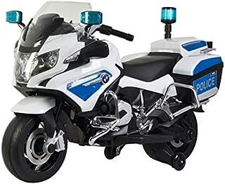 Bebouze Kids BMW Police Licensed Ride On Motorcycle  Ride on Motorcycle