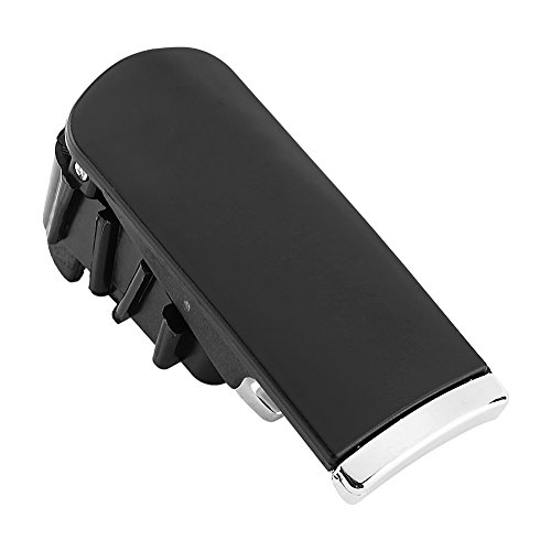 Empuñadura izquierda guantera tapa empuñadura, Manija de la tapa de la caja de guantes Tirador de la hebilla