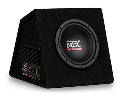 MTX RTP8 versterker klasse-D met subwoofer, 20 cm, 120 W