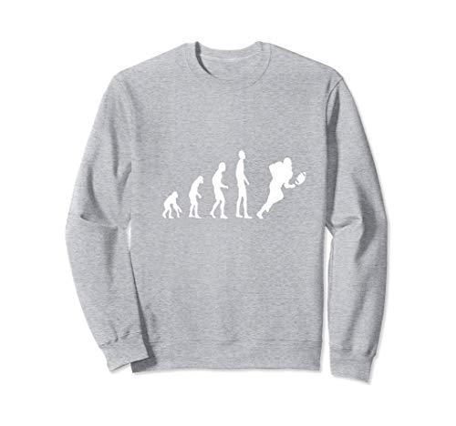Evolution Amercian Football Sweatshirt
