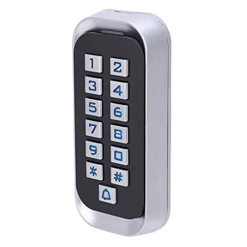 Máquina de tarjetas IC Wiegand26 Entrada Salida Control de acceso Máquina de control de acceso Alarma anti-desmontaje utilizada en edificios de oficinas de alta gama